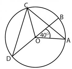 soal sudut pusat dan sudut keliling