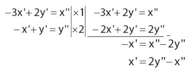 Metode eliminasi variabel