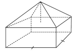 Luas gabungan dua bangun datar