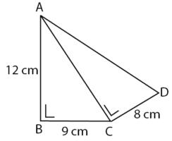contoh soal un teorema pythagoras