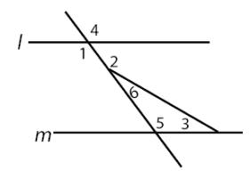 Contoh soal garis dan sudut