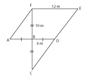 Segiempat dan segitiga