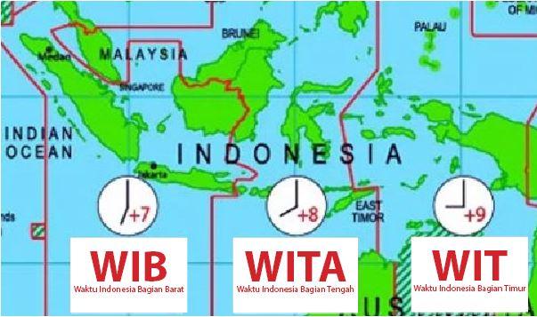 Letak Astronomi dan Letak Geografi Indonesia