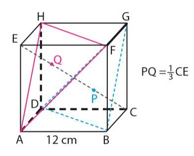 Contoh soal un dimensi tiga jarak bidang ke bidang beserta pembahasannya