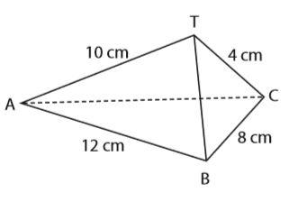 Dimensi Tiga - Limas T ABC