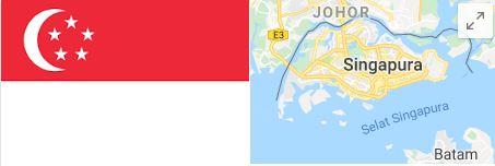 Negara dan Bendera Singapura