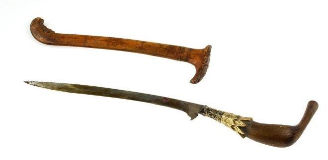 Senjata Tradisional Aceh Rencong