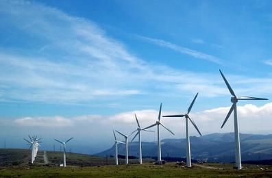 Kincir Angin Sebagai Energi Terbarukan