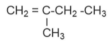 2 - metil – 1 – butena