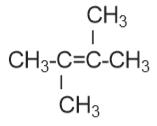 2,3 - di - metil - 2 - butena