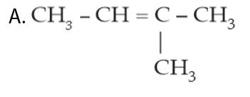 Soal tata nama senyawa alkena pilihan A