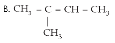 Soal tata nama senyawa alkena pilihan B