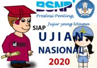 Jadwal UN Paket C 2020