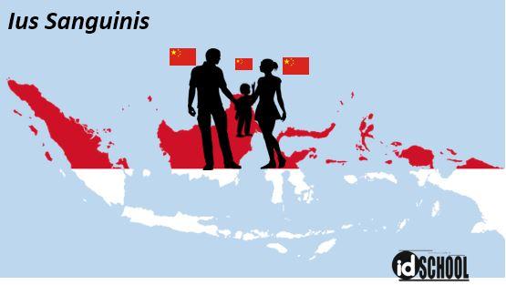 Asas Kewarganegaraan di Indonesia