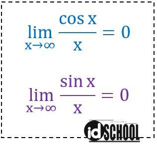 Limit x Menuju Tak Hingga