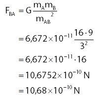 Pembahasan Soal Gaya Gravitasi Newton