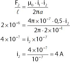 Pembahasan Soal Gaya Lorentz pada Kawat Sejajar Berarus