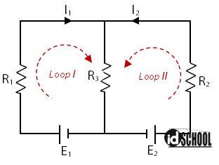 Rangkaian Listrik Dua Loop