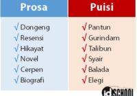 Perbedaan Prosa dan Puisi