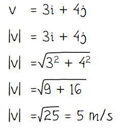 Kecepatan Partikel dari Turunan Pertama Persamaan Jarak s(t)
